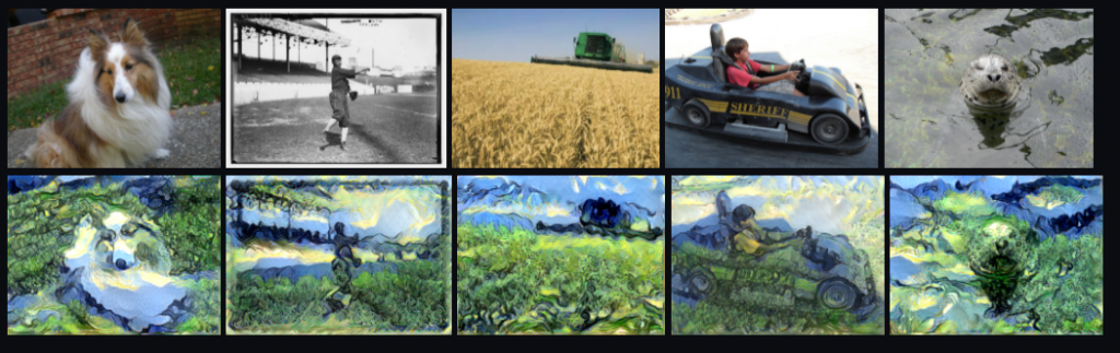 Precomputed Real-Time Texture Synthesis with Markovian Generative Adversarial Networks (MGAN)