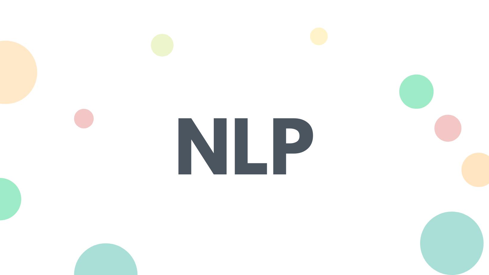 NLP Course Banner
