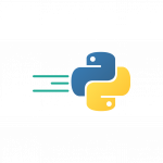 Python for Data Science Fast Track Logo