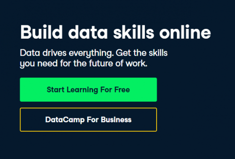 Top 8 DataCamp Free Courses - Start Learning