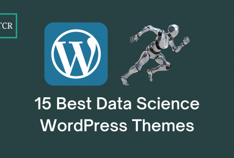 15 Best Data Science WordPress Themes